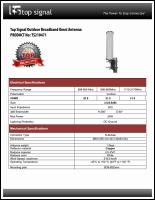 Download the Top Signal TS210471 spec sheet (PDF)